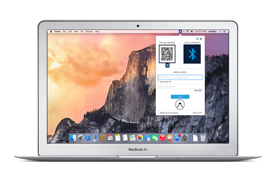 Apple Mac OS X Two Factor Authentication 2fa Single Sign-on