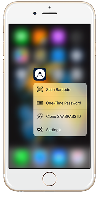 two factor authentication for iPhone